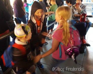 Disneyland dance